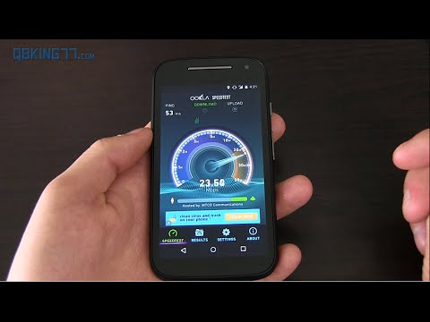 Motorola Moto E (2nd Gen) Review: Lollipop on a Budget