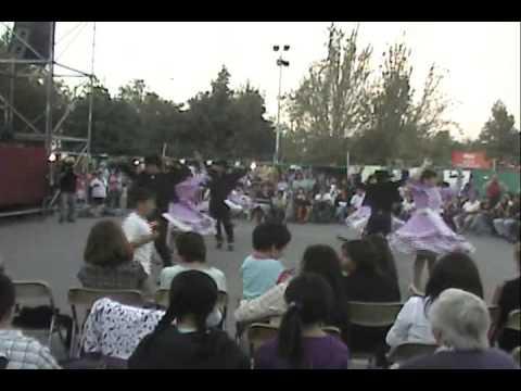DANZA CAÑAVERAL 2 - ECOS DEL TIEMPO - LO PRADO 2009
