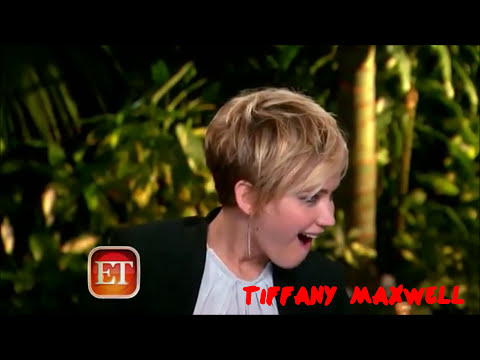 Jennifer Lawrence - Funny Moments (Part 11)