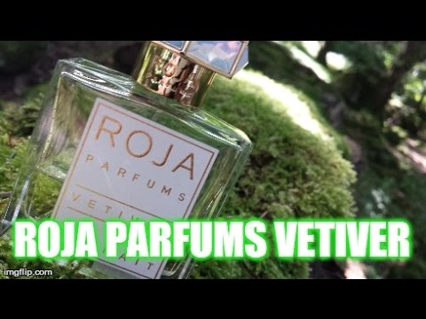 ROJA Parfums Vetiver eXtrait: A Quick Strike Review