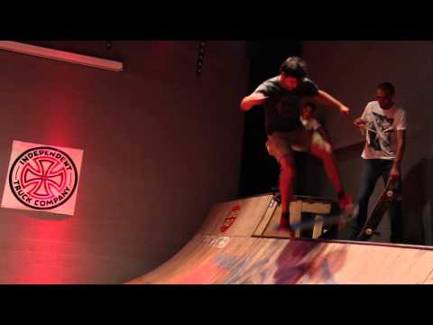 MiniRamp Skatefest - By Numero 13 Boardshop (2014)