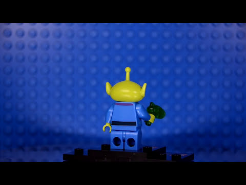 LEGO Toy Story Disney-Pixar KnockOff Minifigures Woody Buzz Lightyear (Bootleg)