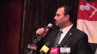 المجلس القومى لشنون القبائل المصرية يدعم الدولة فى حربها ضد الإرهاب