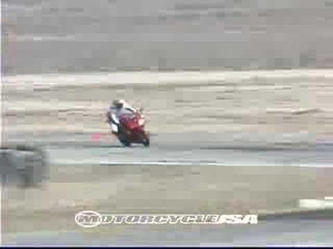 Sportbike Review - 2007 Honda CBR1000RR