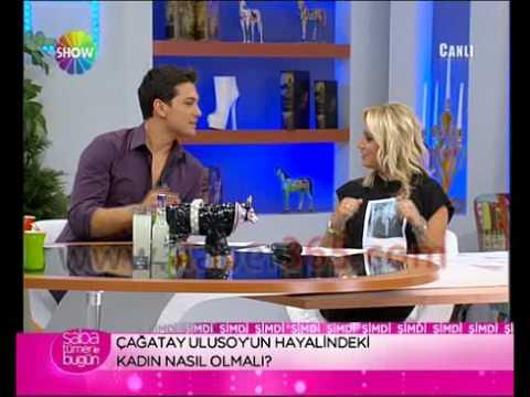 Hazal Kaya Cagatay Ulusoy Interview Cagatay Ulusoy And Hazal Kaya