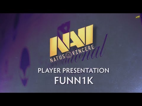 Na`Vi.Funn1k - The International 4 Player Profile