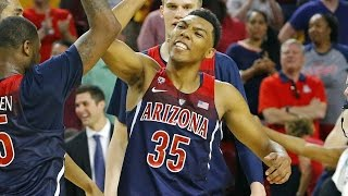 Allonzo Trier Leads Wildcats To Pac-12 Title | CampusInsiders