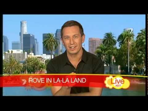 Rove McManus interview - ROVE LA - The Morning Show