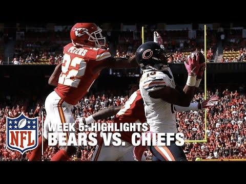 Bears Vs Chiefs Week 5 Highlights Nfl