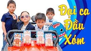 Đại Ca Đầu Xóm – Món Quà Marine Boy ❤ BonBon TV ❤ Dạy Bé Luôn Hòa Thuận Với Mọi Người