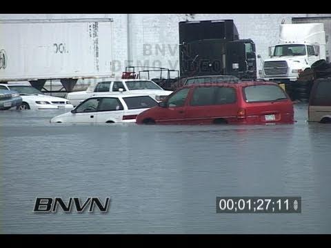 7/30/2007 Virginia Beach Blvd. Flooding Video