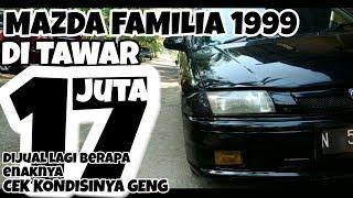 MAZDA FAMILIA 1999 BEKAS TAKSI DITAWAR 17 JT | VLOG PASAR MOBIL BEKAS KCUNK MOTOR TULUNGAGUNG