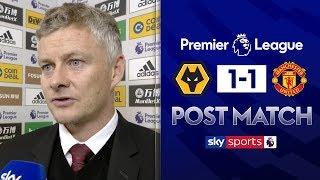 Ole Gunnar Solskjaer explains WHY Paul Pogba took Man United penalty over Rashford   Post Match