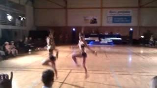 Dance Revolution 9, Eline og Lone, 1. plass