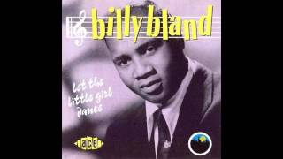 Watch Billy Bland Let The Little Girl Dance video
