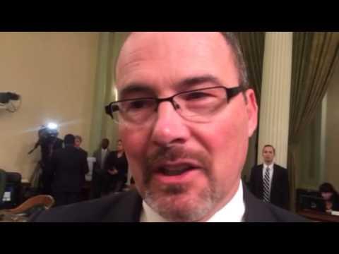 GOP gubernatorial candidate Assemblyman Tim Donnelly