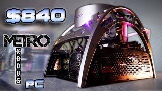 "The $840 METRO Exodus RTX ""OFF"" Gaming PC"