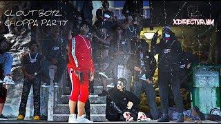 "FBG DUCK | CLOUT BOYZ INC | ""CHOPPA PARTY"" ( GTA Music Video )"