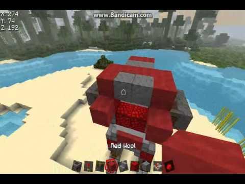 מדריך לבניית רובוט מיינקראפט
