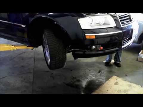 2004 AUDI A8 TIMING BELT AND WATER PUMP REPLACEMENT Royal Auto (702) 722 0202