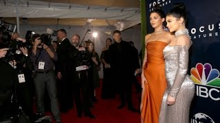 Golden Globes NBC After party: Jimmy Fallon, Kylie and Kendall Jenner Gives Best Interview Ever