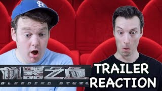 Bleeding Steel - Trailer Reaction