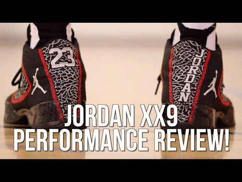 Air Jordan XX9 (29) - FULL PERFORMANCE REVIEW! #takeflight