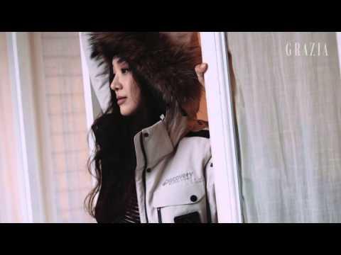 그라치아 12월 1호(통권 제67호)에서 디스커버리 화보 촬영을 진행한 정려원의 메이킹 영상을 공개했다.