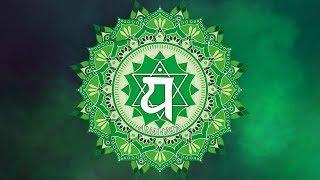 Heart Chakra Healing Meditation Music | Unblock Love Energy || Open Anahata Powerful Vibrations