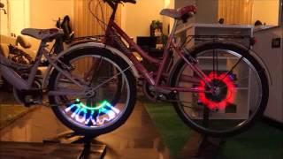 luce led per bici