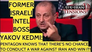 Ex Intel Boss: It Is Impossible For USA To Defeat Iran!