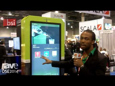 DSE 2014: Yuu Connect Exhibits Its Interactive Mobile Charging Device with Smartphone Experience