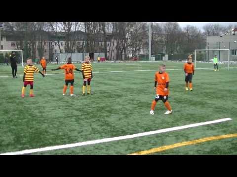 CZ4-Turniej B6 Gdańsk/Sopot-Akademia KGHM Zagłebie Lubin U11-Drugi Mecz-Jagiellonia Białystok II Poł