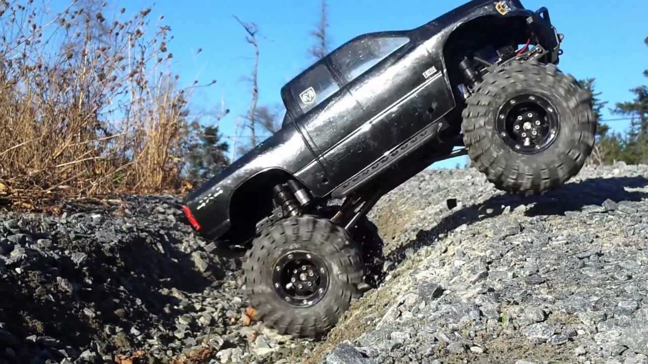 Dodge Ram Trucks >> RC Axial Dingo Dodge Ram 1500 - YouTube
