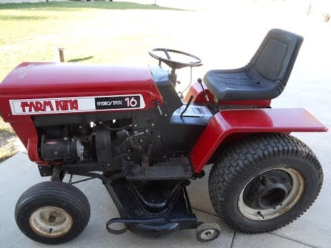 Mtd 990 Farm King Garden Tractor How To Save Money And