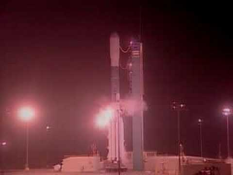 NASA Aura launch and mission science objectives