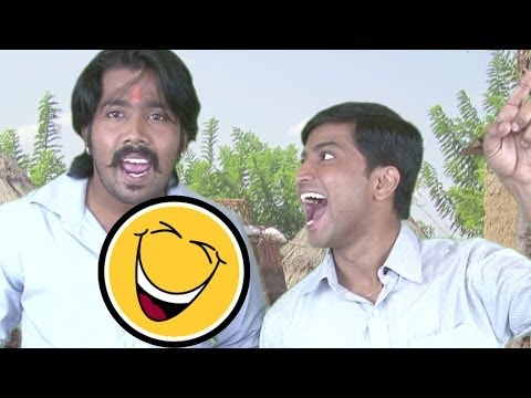 Daduschi Shala - Marathi Comedy Jokes 17