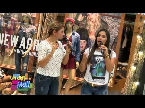 Un Día en el Mall - MAY 25 - Parte 6/7 - DESFILE METAL JEANS / ANDREA ARANA