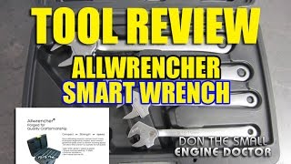 TOOL REVIEW - AllWrencher Smart Wrench