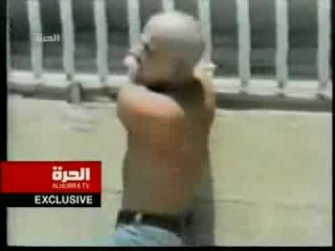 Please do not watch this video  Near  children How Saddam Hussein used to torture people