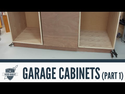 049 - Garage Cabinets Part 1