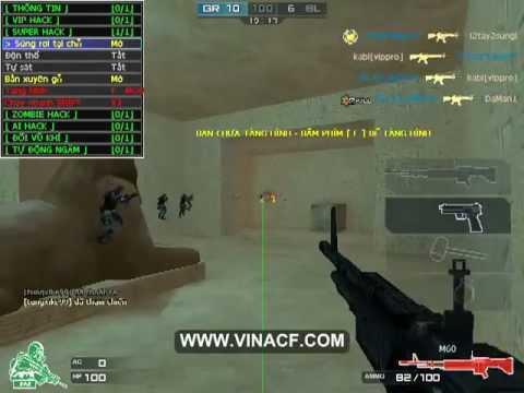 hack vinacf.com