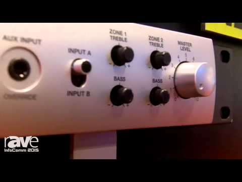 InfoComm 2015: Bose Mentions FreeSpace IZA 2120-HZ Integrated Zone Amplifier