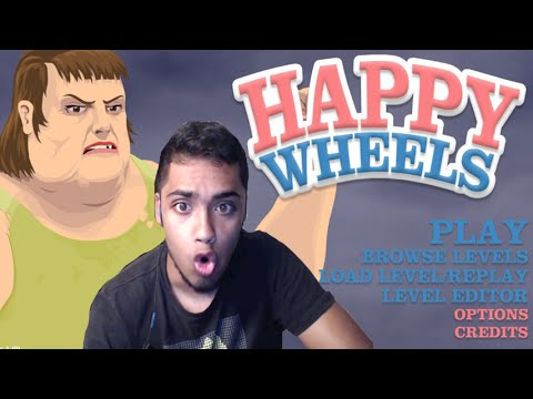 STG Plays Happy Wheels! Ep.1 | DON'T DO DRUGS!