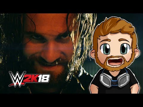 WWE 2K18 Seth Rollins Cover Trailer Thoughts & Breakdown