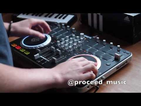 Live Club Anthems DJ Mix #1 - Proceed Music (Numark Mixtrack Quad)
