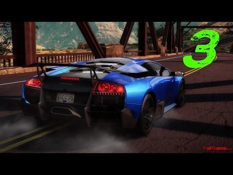Прохождение Need for Speed: Hot Pursuit #3 ( Продвижение вперед )