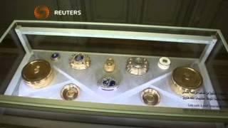افتتاح متحف المجوهرات الملكية بمصر بعد