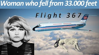 The woman who fell from 30,000 feet | JAT flight 367 |