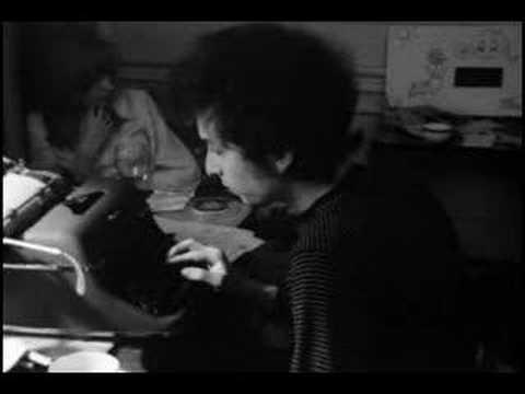 Joan Baez sings for Bob Dylan
